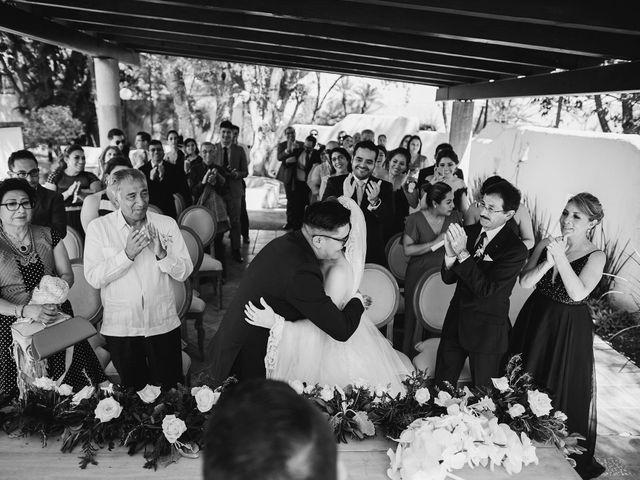 La boda de Alan y Lili en Xochitepec, Morelos 6