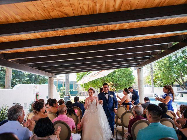 La boda de Alan y Lili en Xochitepec, Morelos 7