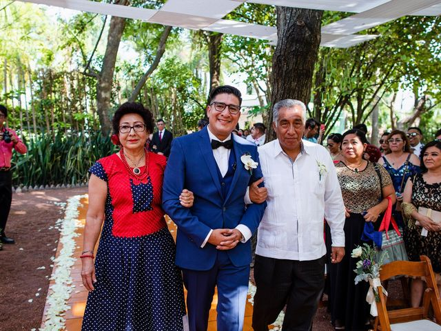 La boda de Alan y Lili en Xochitepec, Morelos 8