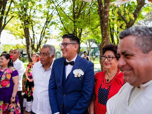 La boda de Alan y Lili en Xochitepec, Morelos 10