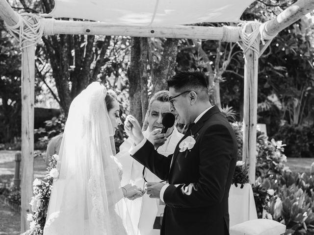La boda de Alan y Lili en Xochitepec, Morelos 15