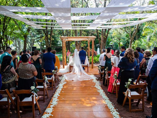 La boda de Alan y Lili en Xochitepec, Morelos 18