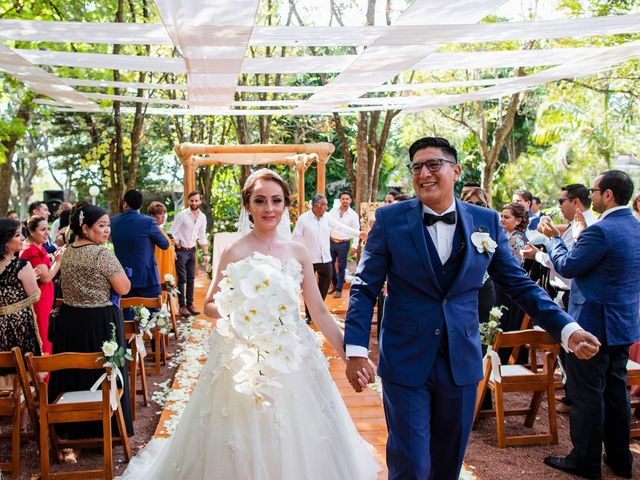 La boda de Alan y Lili en Xochitepec, Morelos 21