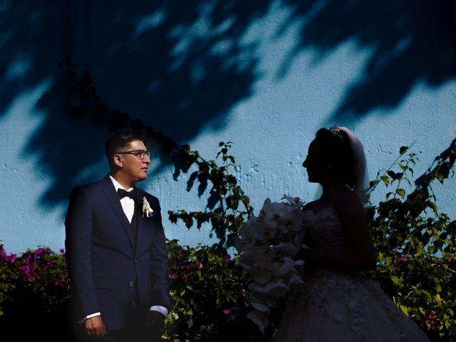 La boda de Alan y Lili en Xochitepec, Morelos 23