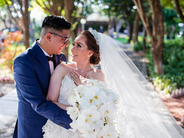La boda de Alan y Lili en Xochitepec, Morelos 27