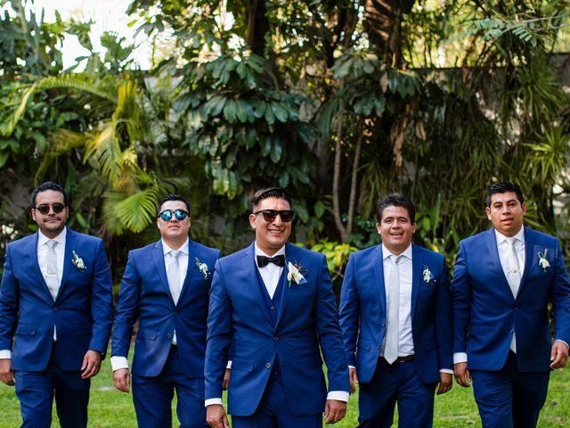 La boda de Alan y Lili en Xochitepec, Morelos 28