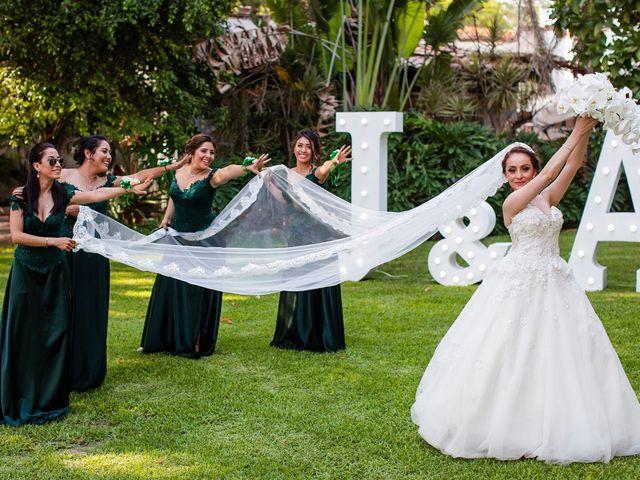 La boda de Alan y Lili en Xochitepec, Morelos 29
