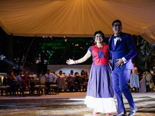 La boda de Alan y Lili en Xochitepec, Morelos 32
