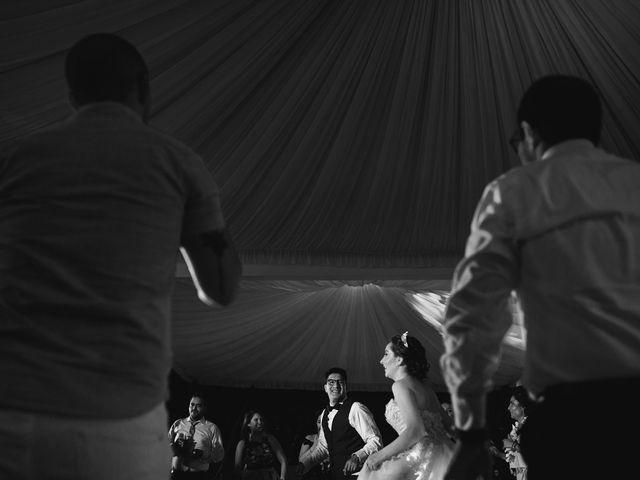 La boda de Alan y Lili en Xochitepec, Morelos 36