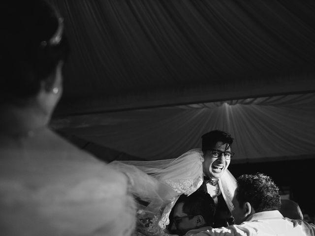 La boda de Alan y Lili en Xochitepec, Morelos 37
