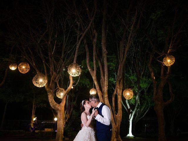 La boda de Alan y Lili en Xochitepec, Morelos 41