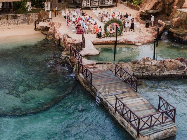 La boda de Roxana y Jorge en Cozumel, Quintana Roo 1
