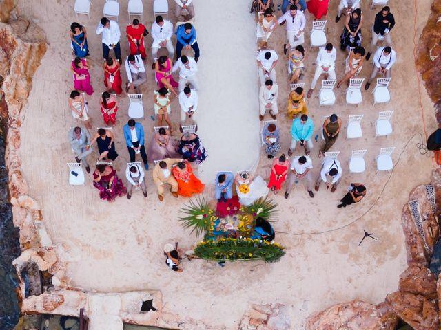 La boda de Roxana y Jorge en Cozumel, Quintana Roo 8