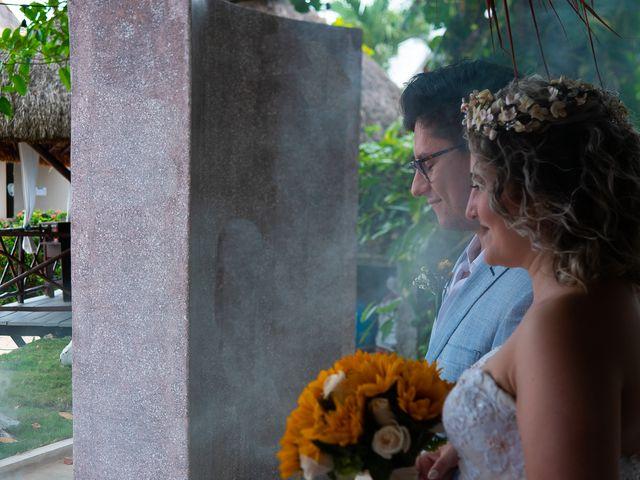 La boda de Roxana y Jorge en Cozumel, Quintana Roo 13