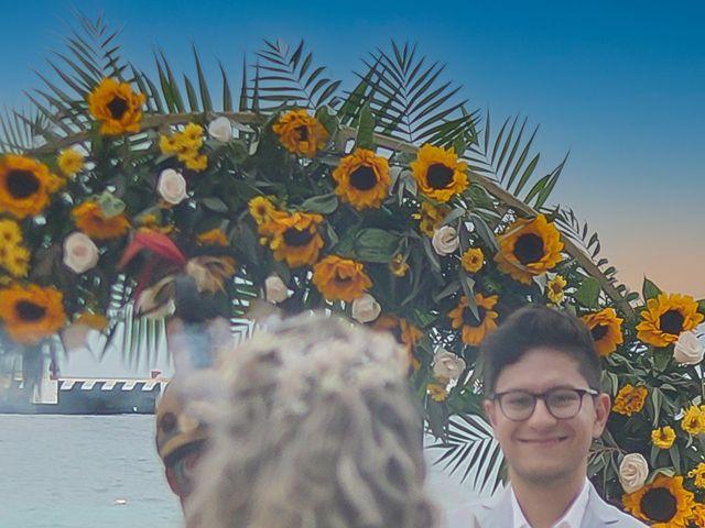 La boda de Roxana y Jorge en Cozumel, Quintana Roo 9