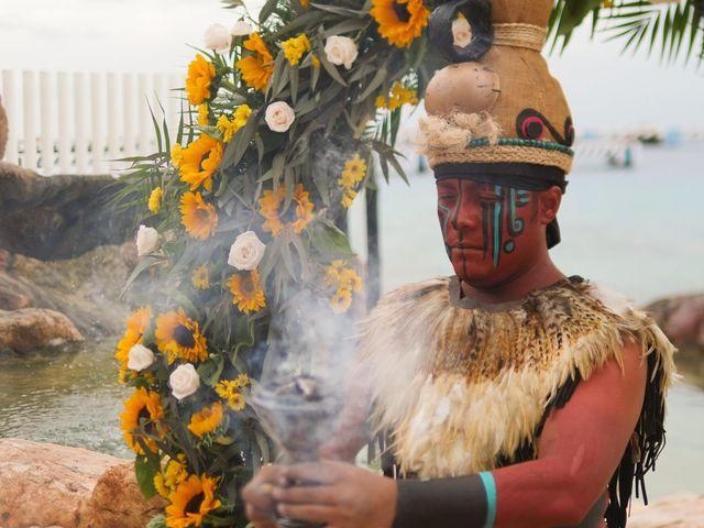 La boda de Roxana y Jorge en Cozumel, Quintana Roo 14