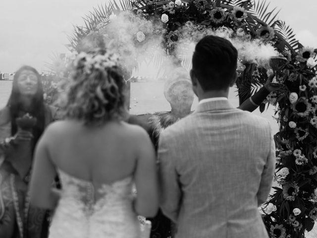 La boda de Roxana y Jorge en Cozumel, Quintana Roo 16
