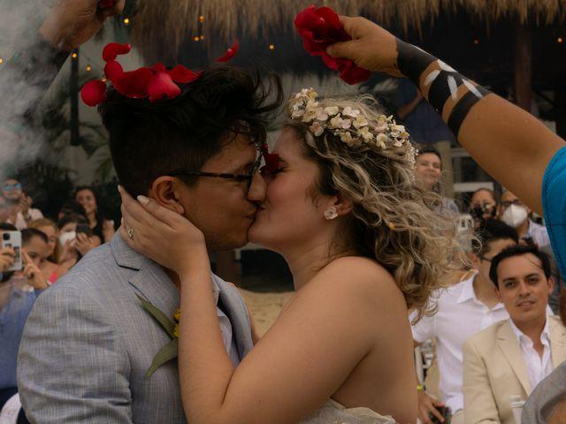 La boda de Roxana y Jorge en Cozumel, Quintana Roo 10