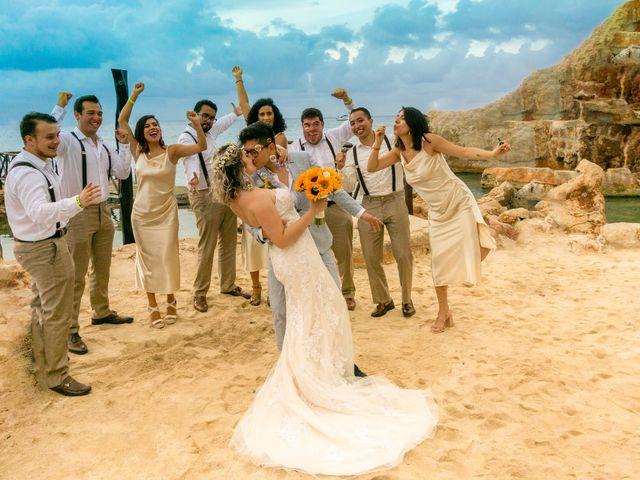 La boda de Roxana y Jorge en Cozumel, Quintana Roo 17
