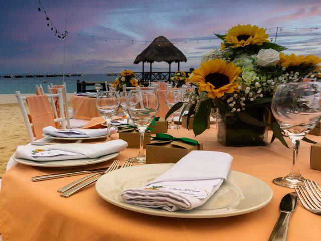 La boda de Roxana y Jorge en Cozumel, Quintana Roo 18