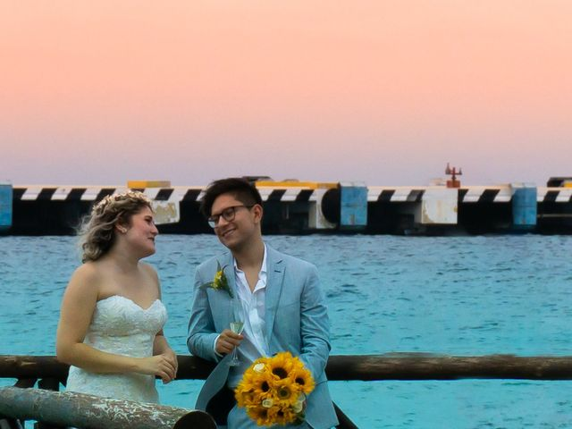 La boda de Roxana y Jorge en Cozumel, Quintana Roo 11