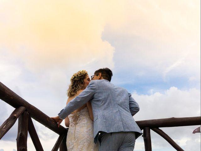 La boda de Roxana y Jorge en Cozumel, Quintana Roo 5