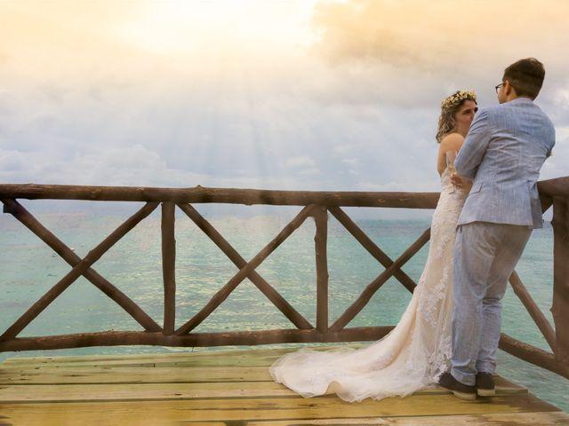 La boda de Roxana y Jorge en Cozumel, Quintana Roo 6