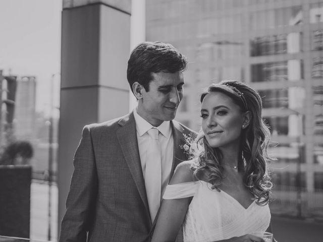 La boda de Elyanne y Borja