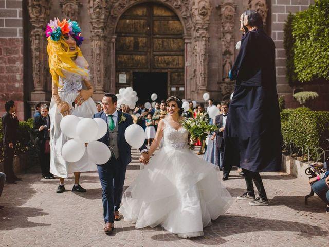 La boda de Karla y Isra