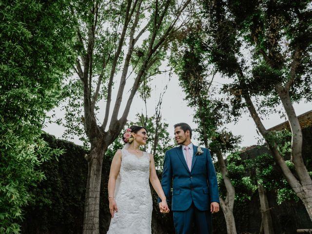 La boda de Lissy y Raúl