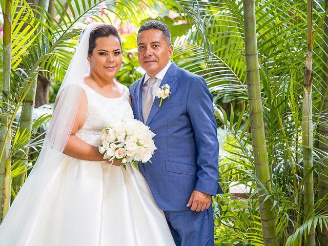 La boda de Lliza y Alejandro