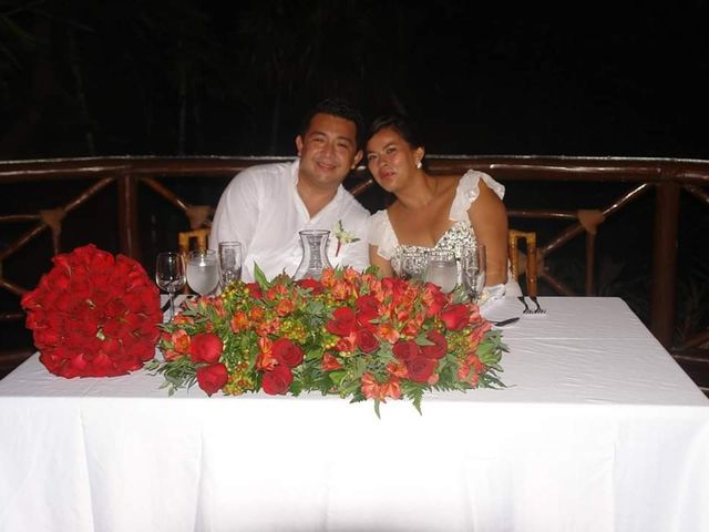 La boda de Christian  y Enna en Quintana Roo, Yucatán 1