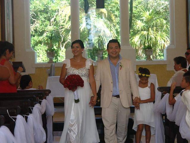 La boda de Christian  y Enna en Quintana Roo, Yucatán 2