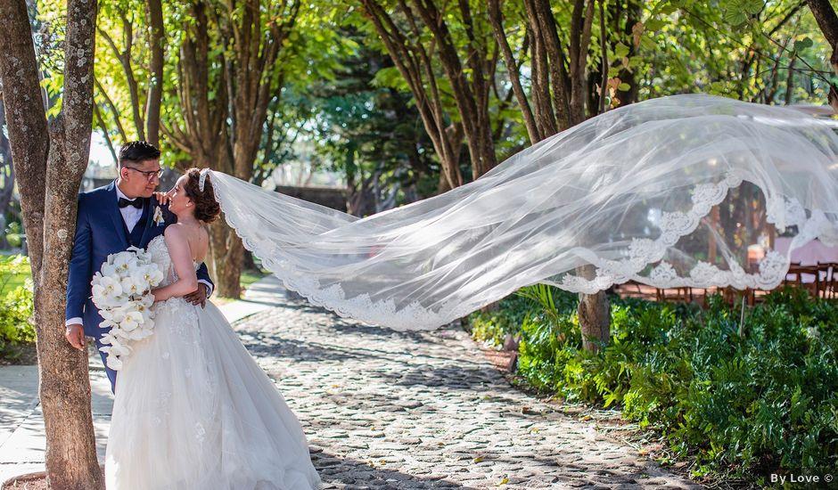 La boda de Alan y Lili en Xochitepec, Morelos