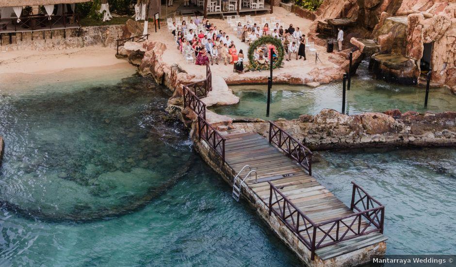 La boda de Roxana y Jorge en Cozumel, Quintana Roo