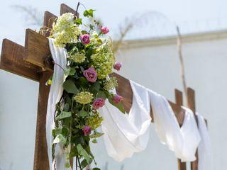La boda de Donaji y Oswaldo 1