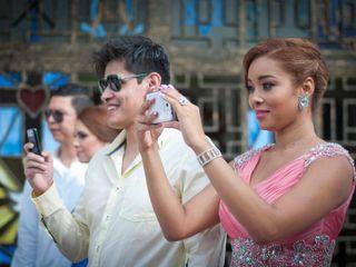 La boda de Berenice Tirado y Juan Carlos Cruz 1