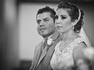 La boda de Berenice Tirado y Juan Carlos Cruz 3