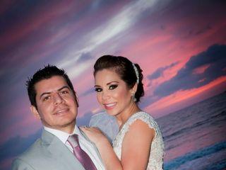 La boda de Berenice Tirado y Juan Carlos Cruz