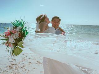 La boda de Heidi y Carlos 1