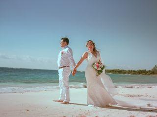 La boda de Heidi y Carlos 2