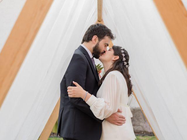 La boda de Donaji y Oswaldo