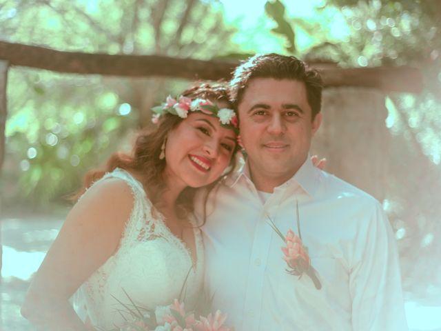 La boda de Heidi y Carlos