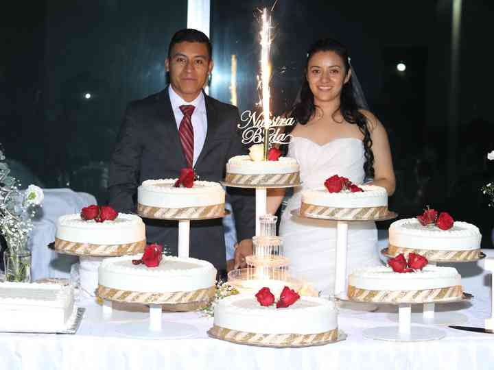 La boda de Katia y Herber