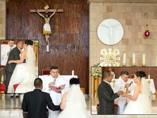 La boda de María Angélica  y Juan 1