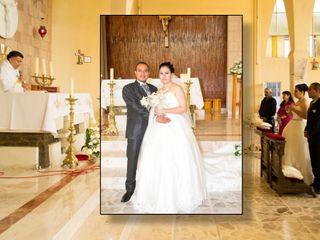 La boda de María Angélica  y Juan 2