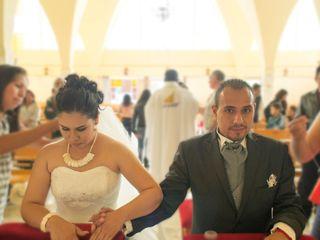 La boda de María Angélica  y Juan