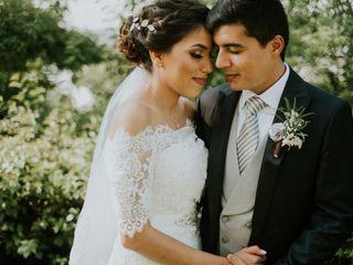 La boda de Fabiola y Alfredo