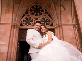 La boda de Carolina Alvarez y Daniel Venegas 3