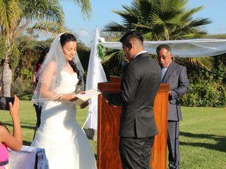 La boda de Katia y Herber 2
